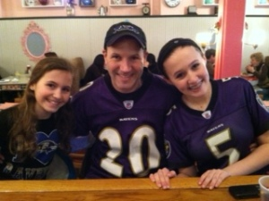 me and my ravens girls