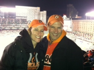 playoff picture me and deb