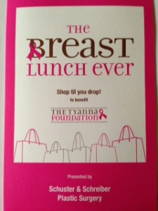breast lunch