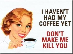 coffee kill