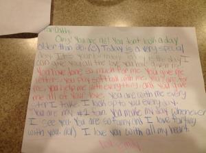 letter from emily