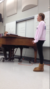 sophie sings
