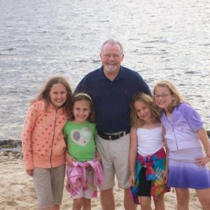 Jerry and the girls