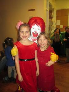 elizabeth and ronald mcdonald