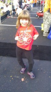 elizabeth in red shirt