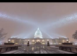 snow on capitol hill