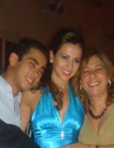 nanda and family