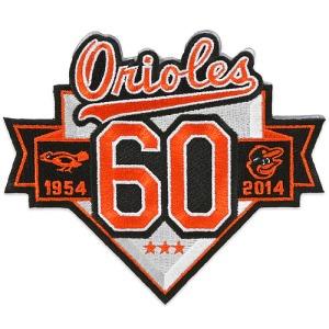 Orioles 60th